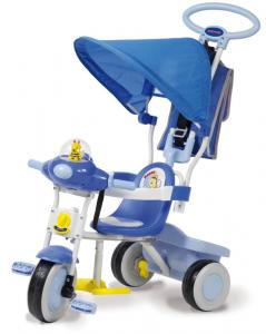 BIEMME Triciclo baby plus c.1497-cl gioco tradizionale per tutti