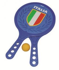 ADRIATIC Racchettone da tennis con palla spiaggia italia
