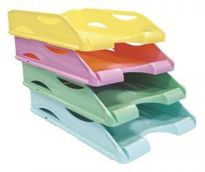 ARDA Vassioi (vaschetta) portacorrispondenza / portadocumenti, colori assortiti