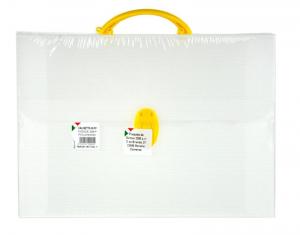 BALNMAR2000 Valigetta polionda colore neutro 27 x 37 x 5cm