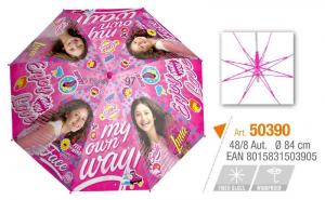 PERLETTI Ombrello soy luna 50390 accessorio per la pioggia