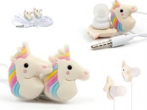 I-TOTAL Auricolari unicorno per ascoltare musica audio