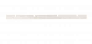 SCL EASY R Gomma Tergipavimento ANTERIORE per lavapavimenti LAVOR PRO - OLD TYPE