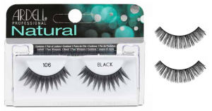 ARDELL Lashes Fake Natural Strip 103 Black 65084 Article Make-up
