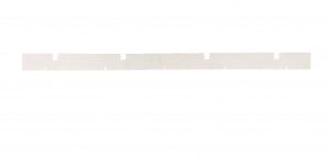 SCL COMPACT NOX 45E Gomma Tergipavimento ANTERIORE per lavapavimenti LAVOR PRO - OLD TYPE