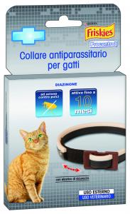 BOB MARTIN Gatto Collare Antiparassitario 8 Mesi 5100975 Animali Domestici