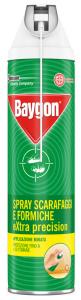 BAYGON Scarafaggi/formiche spray extra precision con cannuccia 400 ml