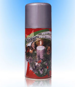 argento spray 150 ml 25555 feste ricorrenze natale
