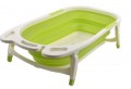 Vaschetta per bagnetto - pieghevole / salva-spazio