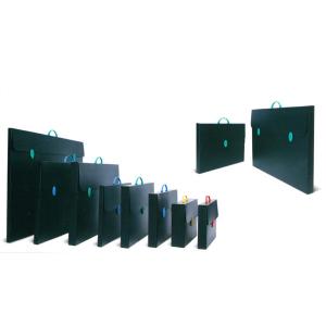 BALMAR 2000 valigetta polionda everyline nero pf14209 27x37x5 raccoglitore