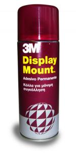 3M SCOTCH Glue Spray Display Mount Permanent 59100 400 ml