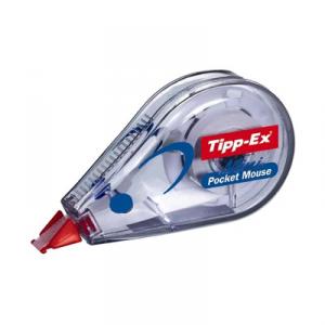 BIC TIPP-EX Set 10 confezioni correttore mini pocket mouse 5mm5mt 932564 897770