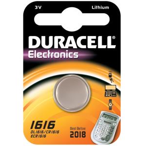 DURACELL Batterie Dl1616 3 Volt Lithium Services Général Pile