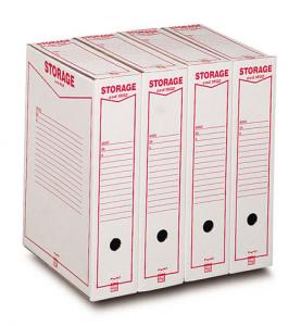 ACCO BRANDS scatola storage legale 00160200 9x37x26 cm dossier