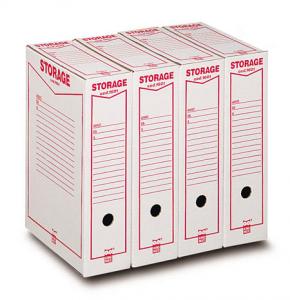 ACCO BRANDS scatola storage a4 00160100 9x33x23 cm dossier