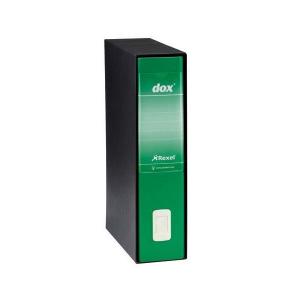 ACCO BRANDS registratore dox 2 d26214 d8 verde protocollo dossier