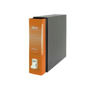 ACCO BRANDS registratore dox 2 d26202 d8 arancione dossier