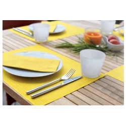 500 Placemats 30x40 White Services General Catering Crockery