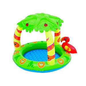BESTWAY piscina con tetto gonfiabile 99 per 91 per 7 52179000