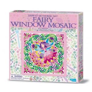 BORELLA kit mosaico bambina assortito 0004565.4m window mosaic gioco costruzioni