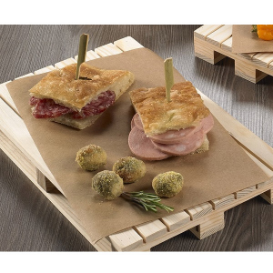 LEONE HORECA bancalino in abetecm.40x15x3.5 s0203 accessorio cucina