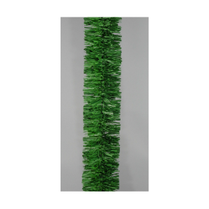 TABOR Garland Fest.diam.100 Fv10 Green 2.5m 216719 Parties Occurrences Christmas