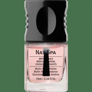 ALESSANDRO INTERNATIONAL nail spa rose biotin indurente unghie fragili 10ml