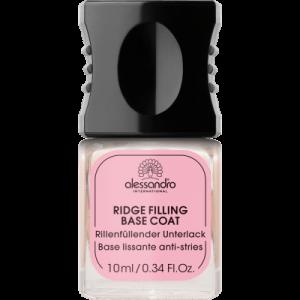 ALESSANDRO INTERNATIONAL base coat ridge filling manicure make-up unghie 10ml