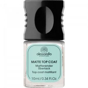 ALESSANDRO INTERNATIONAL matte top coat manicure make-up unghie 10ml