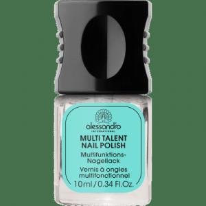 ALESSANDRO INTERNATIONAL multi talent smalto per unghie manicure 10ml