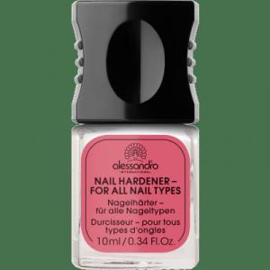 ALESSANDRO INTERNATIONAL Nail Hardener Por All Nail Types Manicura 10 ml