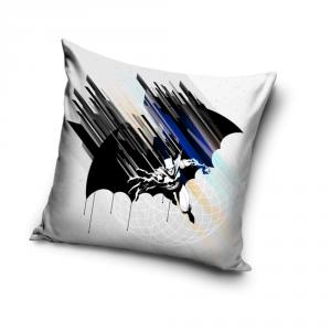 BATMAN cuscino arredo quadrato in microfibra 40x40 cm grigio