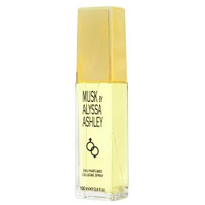 ALYSSA ASHLEY musk eau parfume profumo fragranza 100ml
