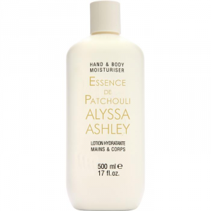 ALYSSA ASHLEY essence de patchouli hand & lozione corpo 500ml
