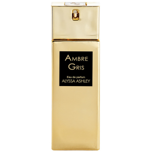 ALYSSA ASHLEY ambre gris eau de parfum profumo fragranza 50ml