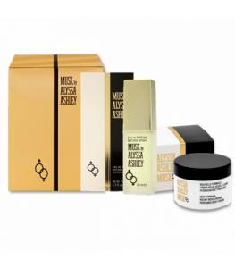 ALYSSA ASHLEY Musc Eau De Parfum 50 ml Pack Cadeau 50 + 250 ml