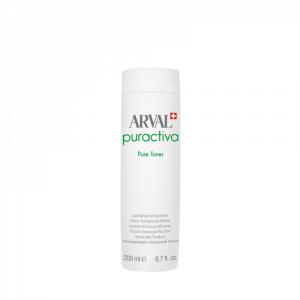 ARVAL puractiva pure toner lozione tonica purificante 200ml