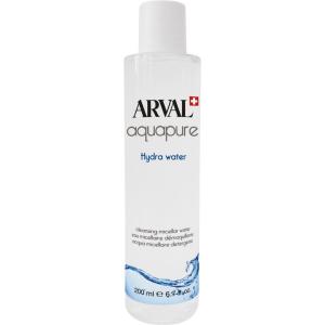 ARVAL aquapure hydra water acqua micellare detergente 200ml
