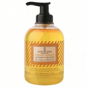 ATKINSONS atkinsons sapone liquido golden cologne 300 ml cura della persona