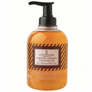 ATKINSONS atkinsons sapone liquido sandalwood 300 ml cura della persona