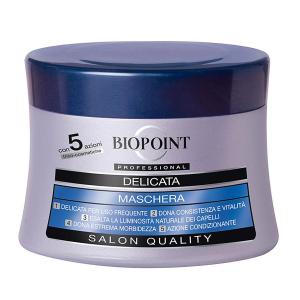 BIOPOINT Professional - Maschera Delicata 250 Ml Prodotti Per Capelli