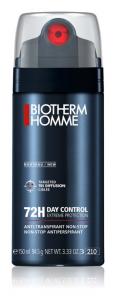 BIOTHERM Homme 72h day control deodorante spray antitraspirante 150 ml per uomo