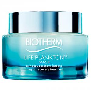 BIOTHERM Life plankton maschera da notte anti-rossore anti-secchezza pelle 75 ml