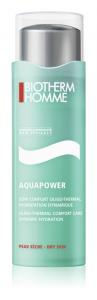 BIOTHERM Homme aquapower oligo-thermal idratante per pelli secche 75 ml per uomo