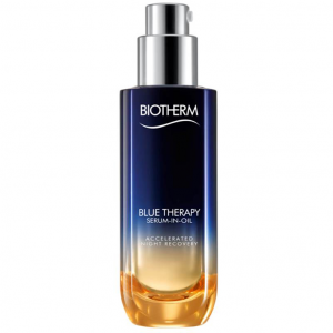 BIOTHERM Blue therapy siero notte olio per la cura della pelle 30 ml per donna