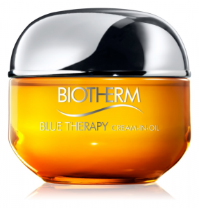 BIOTHERM Blue therapy crema nutriente rimpolpante per pelli mature 50 ml