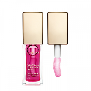 CLARINS eclat minute olio labbra make-up viso donna 02 Rasberry