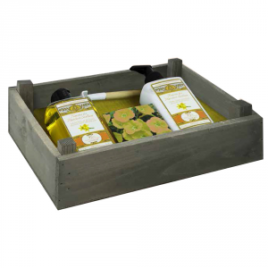 AMOVITA garden kit magnolia bagno doccia+crema corpo+semi+zappetta 300+300ml