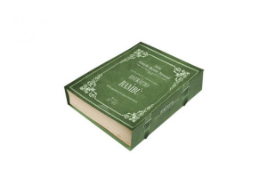 AMOVITA Ancien Tome Secret Bambu' Idée Cadeau