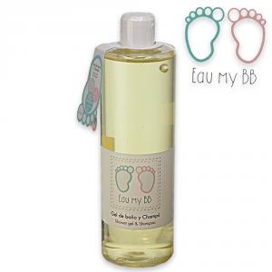 AIR-VAL eau my bb gel doccia cosmetica per bambini 500ml